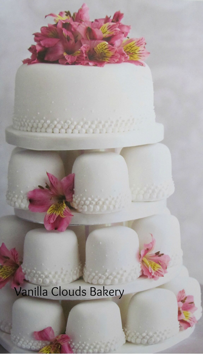 Vanilla Cloud Bakery | Wedding Cakes